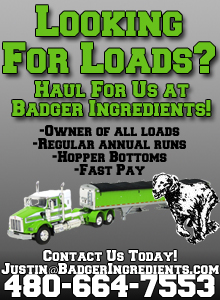 Badger Ingredients